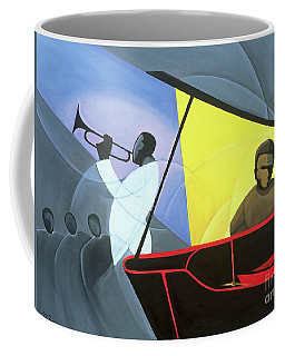 Hot And Cool Jazz Coffee Mug