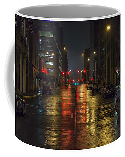 Hot Austin Coffee Mug
