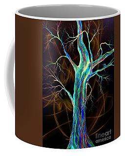 Hot Blue Blood Coffee Mug