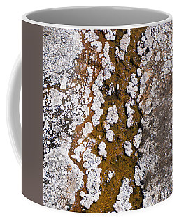 Hot Cascades Abstract Coffee Mug