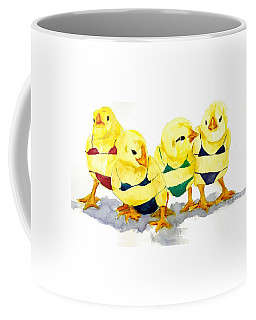 Hot Chicks...henpecking Not Allowed Coffee Mug