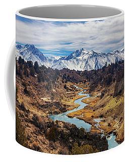 Hot Creek Coffee Mug