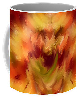 Hot Flashes  Coffee Mug by Gayle Price Thomas