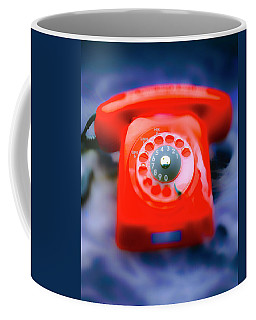 Hot Line Coffee Mug