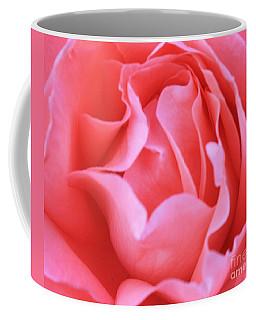 Hot Pink Petals Coffee Mug