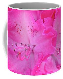 Hot Pink Rhoda Coffee Mug