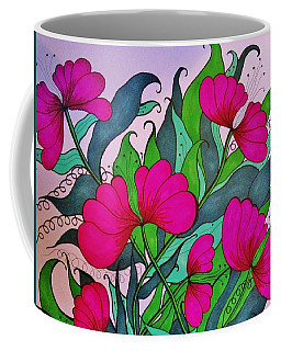 Hot Pink  Coffee Mug
