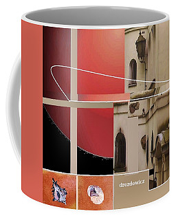 Hot Place Coffee Mug by Andrew Drozdowicz