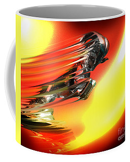Coffee Mug featuring the photograph Hot Ram  by Patricia L Davidson