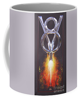 Hot Rod Power  Coffee Mug by Alan Johnson