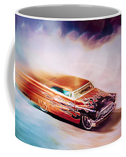 Hot Rod Racer Coffee Mug