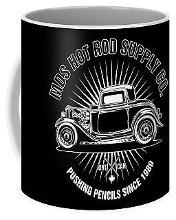 Hot Rod Shop Shirt Coffee Mug