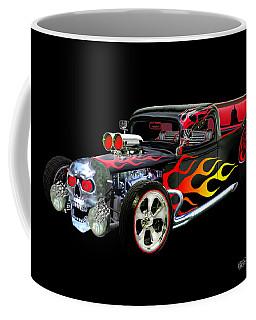 Hot Rod Terrifier Coffee Mug by Glenn Holbrook