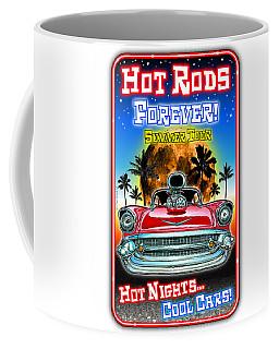 Hot Rods Forever Summer Tour Coffee Mug
