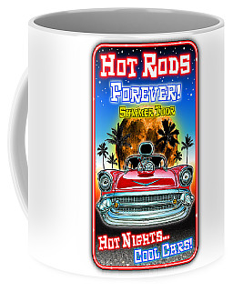 Hot Rods Forever Summer Tour Coffee Mug