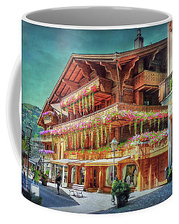 Coffee Mug featuring the photograph Hot Spot by Hanny Heim