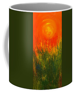 Hot Sun Coffee Mug