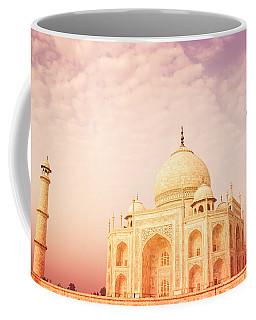 Hot Taj Mahal Coffee Mug