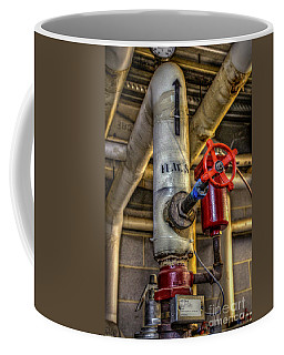 Hot Water Supply Coffee Mug