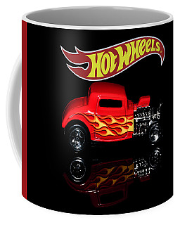 Hot Wheels '32 Ford Hot Rod Coffee Mug