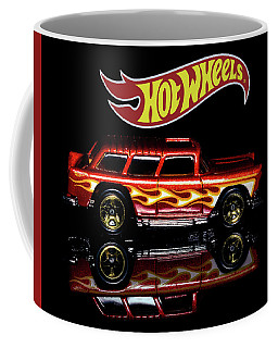 Coffee Mug featuring the photograph Hot Wheels '55 Chevy Nomad by James Sage