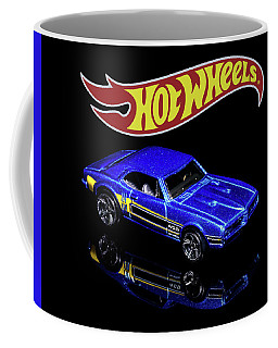 Coffee Mug featuring the photograph Hot Wheels '67 Pontiac Firebird 400-2 by James Sage