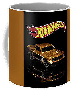 Coffee Mug featuring the photograph Hot Wheels '69 Ford Mustang 2 by James Sage