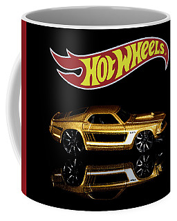 Coffee Mug featuring the photograph Hot Wheels '69 Ford Mustang by James Sage