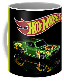 Coffee Mug featuring the photograph  Hot Wheels '69 Ford Torino Talladega by James Sage