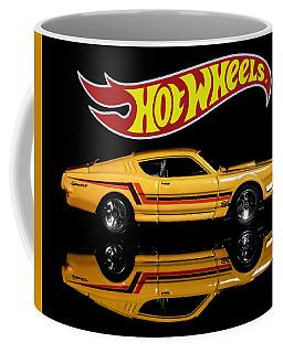 Hot Wheels '69 Mercury Cyclone Coffee Mug