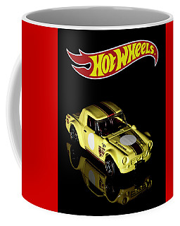 Coffee Mug featuring the photograph Hot Wheels Datsun Fairlady 2000 by James Sage