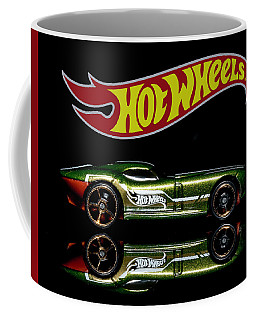 Coffee Mug featuring the photograph Hot Wheels Fast Felion by James Sage