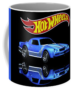 Coffee Mug featuring the photograph Hot Wheels Gm Camaro Z28 by James Sage