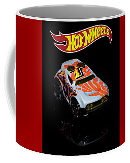 Coffee Mug featuring the photograph Hot Wheels Rocket Box by James Sage