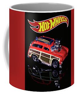Coffee Mug featuring the photograph Hot Wheels Surf 'n' Turf by James Sage