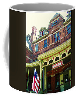 Hotel Florence Pullman National Monument Coffee Mug