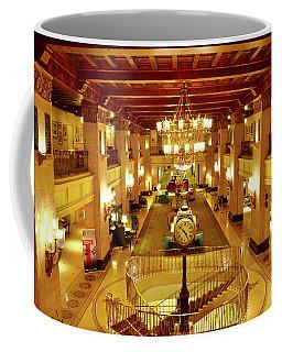 Hotel Lobby Coffee Mug