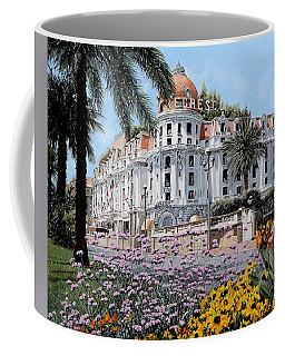 Hotel Negresco  Coffee Mug