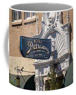 Hotel Petaluma In Petaluma California Usa Dsc3861 Coffee Mug