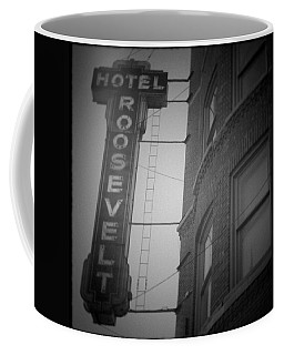 Hotel Roosevelt Coffee Mug