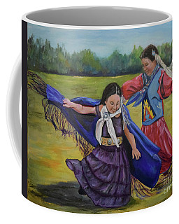 Houma Indian Dance Coffee Mug
