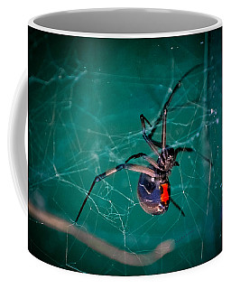 Hour Glass Of Death Coffee Mug