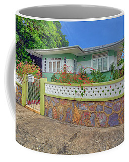 House # 11 Woodbrook Coffee Mug