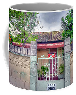 House # 71 Coffee Mug