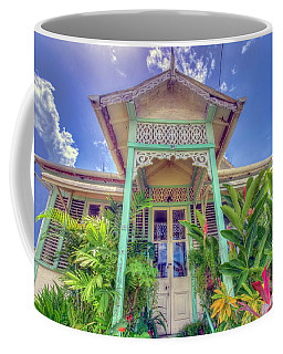 House # 90 Coffee Mug
