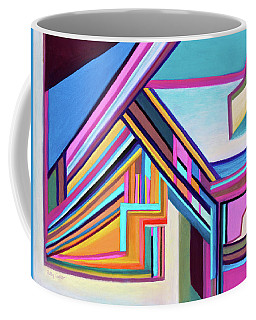 House By The Bay Coffee Mug