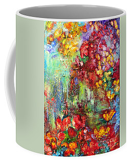 House In The Garden Coffee Mug