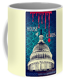 House Of Cards Coffee Mug