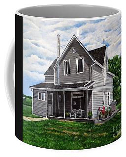 House Of Memories Coffee Mug