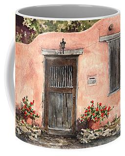 House On Delgado Street Coffee Mug